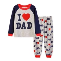 autumn spring boys long sleeve 100 cotton clothing sets print baby clothing sets print children suits