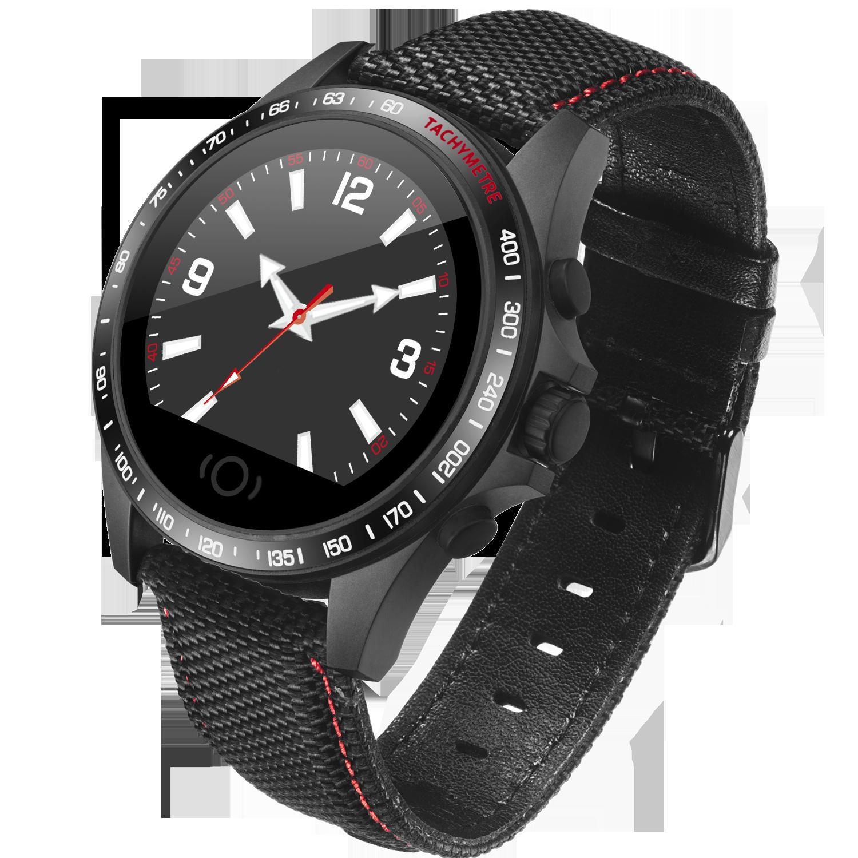 2020 montre intelligente affaires hommes femmes 1.22 IP67 étanche longue batterie temps moniteur de fréquence cardiaque Sport montres pour Xiaomi Redmi