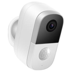 1080P Battery Surveillance Camera Outdoor/Indoor, Wireless Camera with PIR,Night Vision,Two-Way Audio,IP65 Waterproof