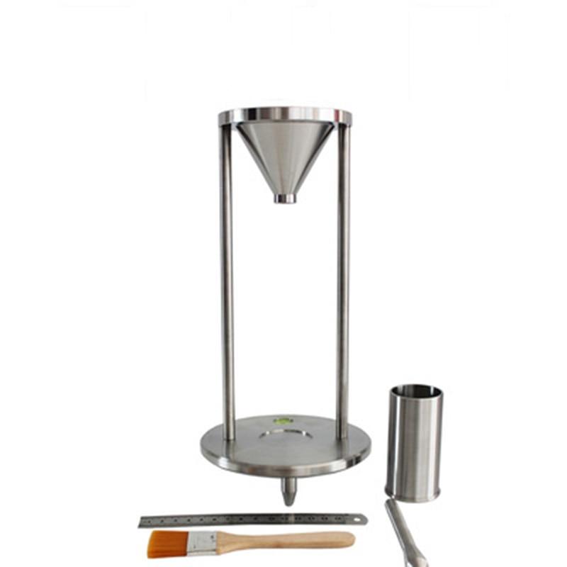 Verificador da densidade da poeira do densitometer dos verificadores da densidade da densidade do volume natural do pó do medidor da densidade