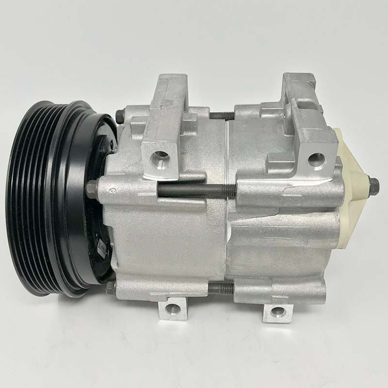 FS10 A/C Compressor for Car Ford FIESTA Mk IV COURIER PUMA 1995-2002 1019771 8430701 9931201 F8FH19629BEA 1016001018 1E0461450