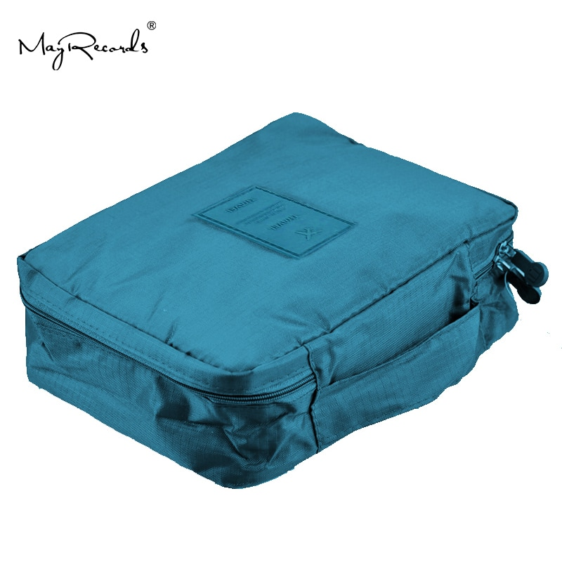 Free Shipping Wine Red Outdoor Travel First Aid Kit Bag Home Small Medical Box Emergency Survival ki