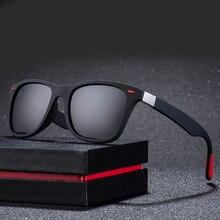 Classic Polarized Sunglasses Men Women Brand Design Driving Square Frame Sun Glasses Male Goggle UV4