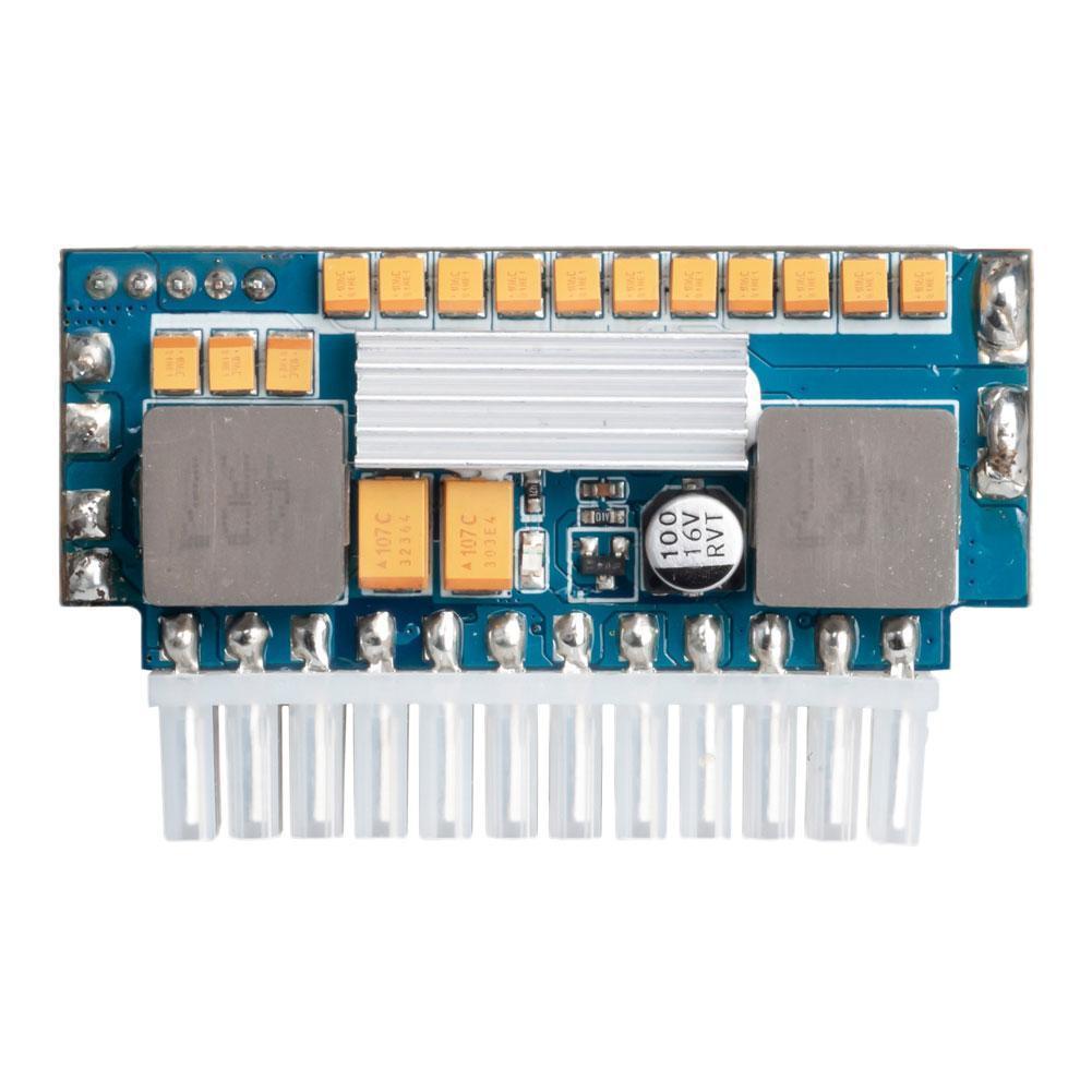 Mini ITX Pico PSU DC ATX PC Switch DC-DC ATX Power 450W Output 450W DC 12V For Computer Peak Supply Input 24Pin R0F0