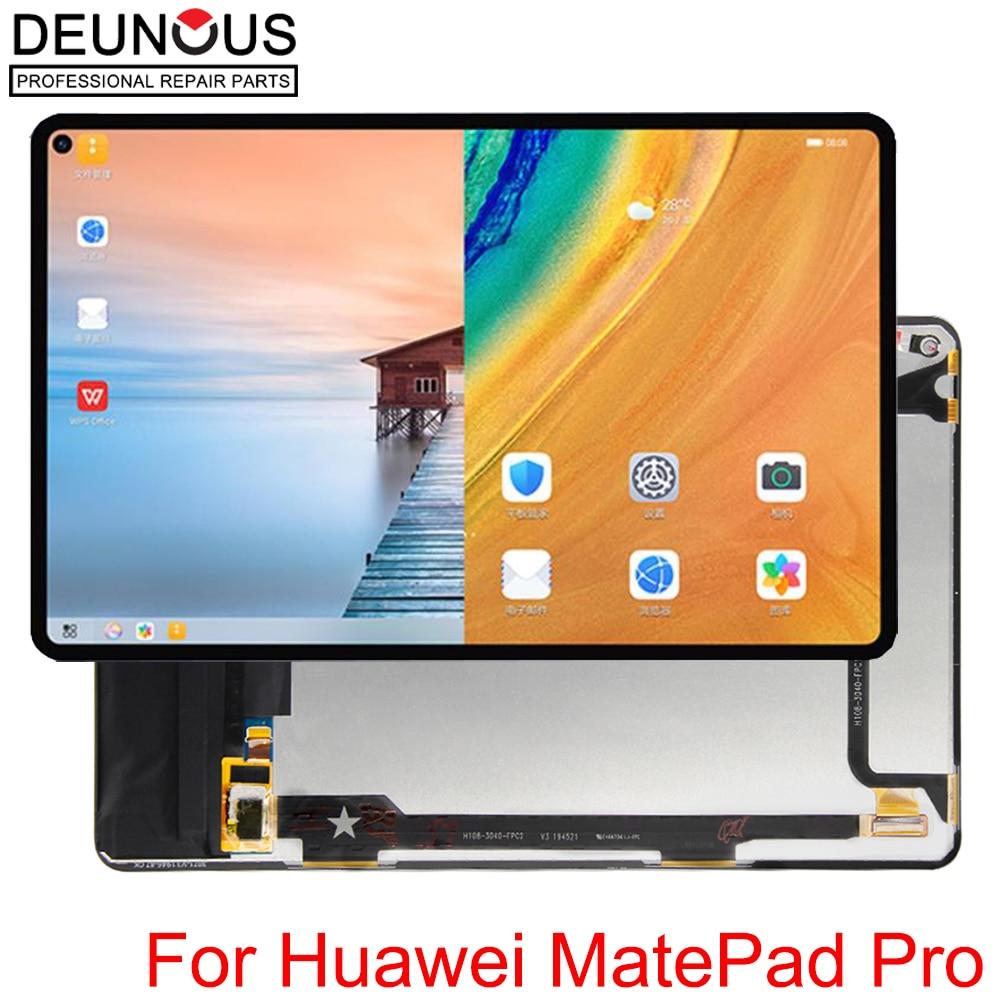 "Nuevo 10,8 ""Huawei MatePad Pro 5G MRX-W09 MRX-W19 MRX-AL19 MRX-AL09 pantalla LCD con montaje de digitalizador con pantalla táctil"