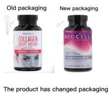 American NeoCell beauté Essence collagène vitamine C acide lipoïque biotine acide hyaluronique 150 comprimés 1 bouteille livraison gratuite