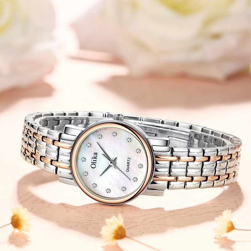 Fashion Watch For Women Dress Leather  Ladies Watch Simple Casual Female Quartz Women White Wrist Clock Gift enlarge