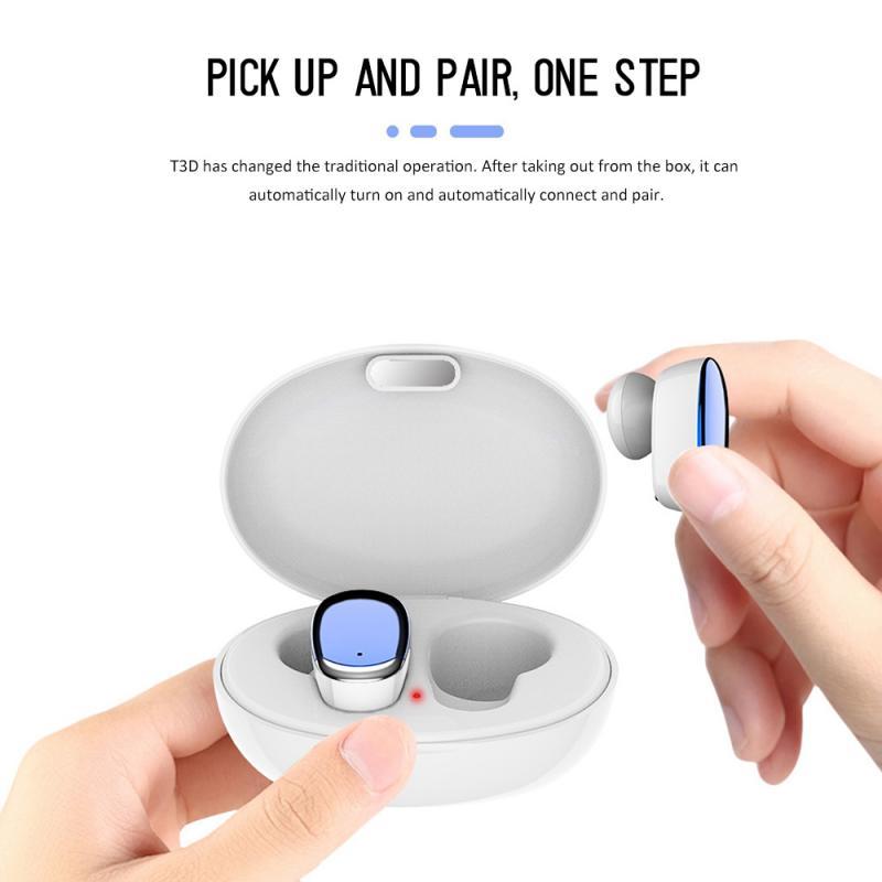 TWS Bluetooth Kopfhörer Headset Wahre Wireless In Ohr Lade Box Freies Hand Sport 2th Generation Kopfhörer für iPhone Huawei