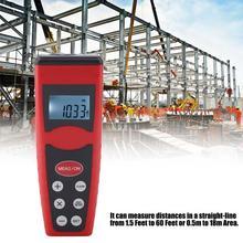 CP-3000 numérique LCD poche longueur Distance mesure poignée Laser ultrasons télémètre télémètre Laser