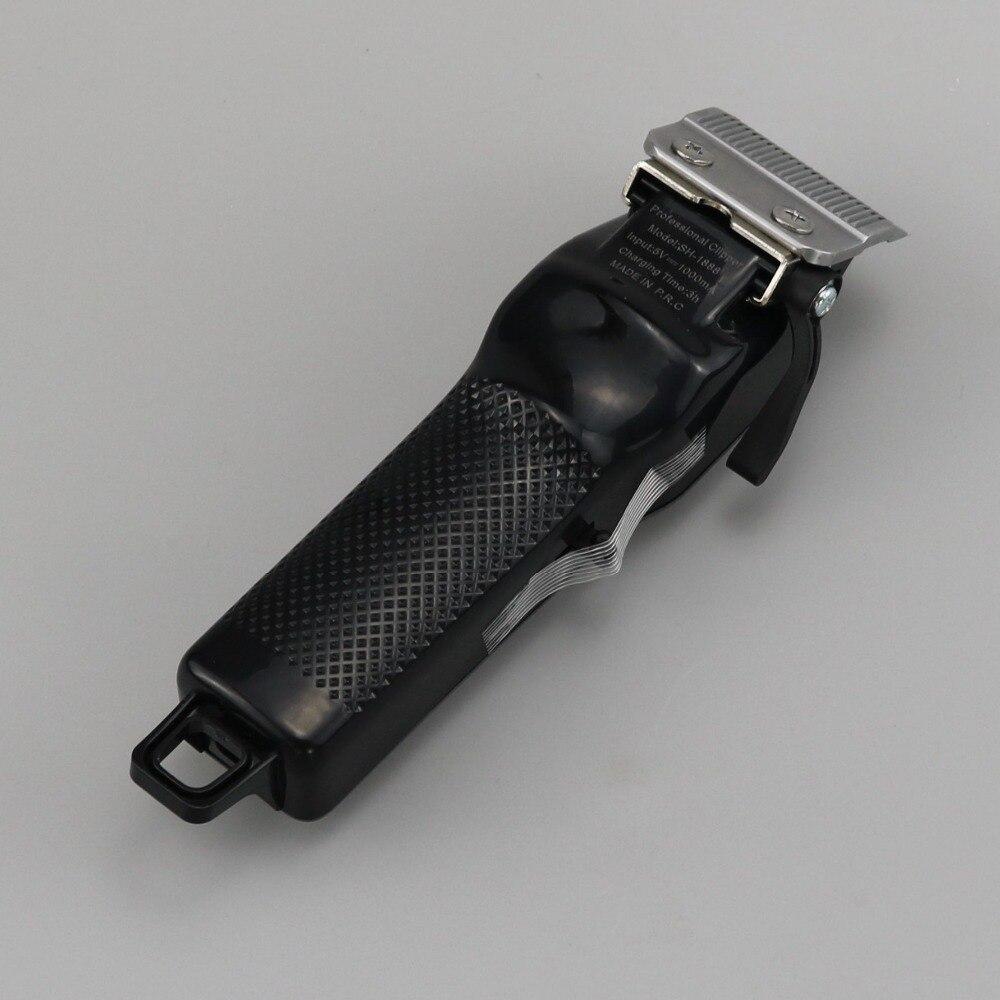 Hairdressing electric hair clipper professional hair trimmer man hair cutter powerful haircutting machine hair cut rechargeable enlarge