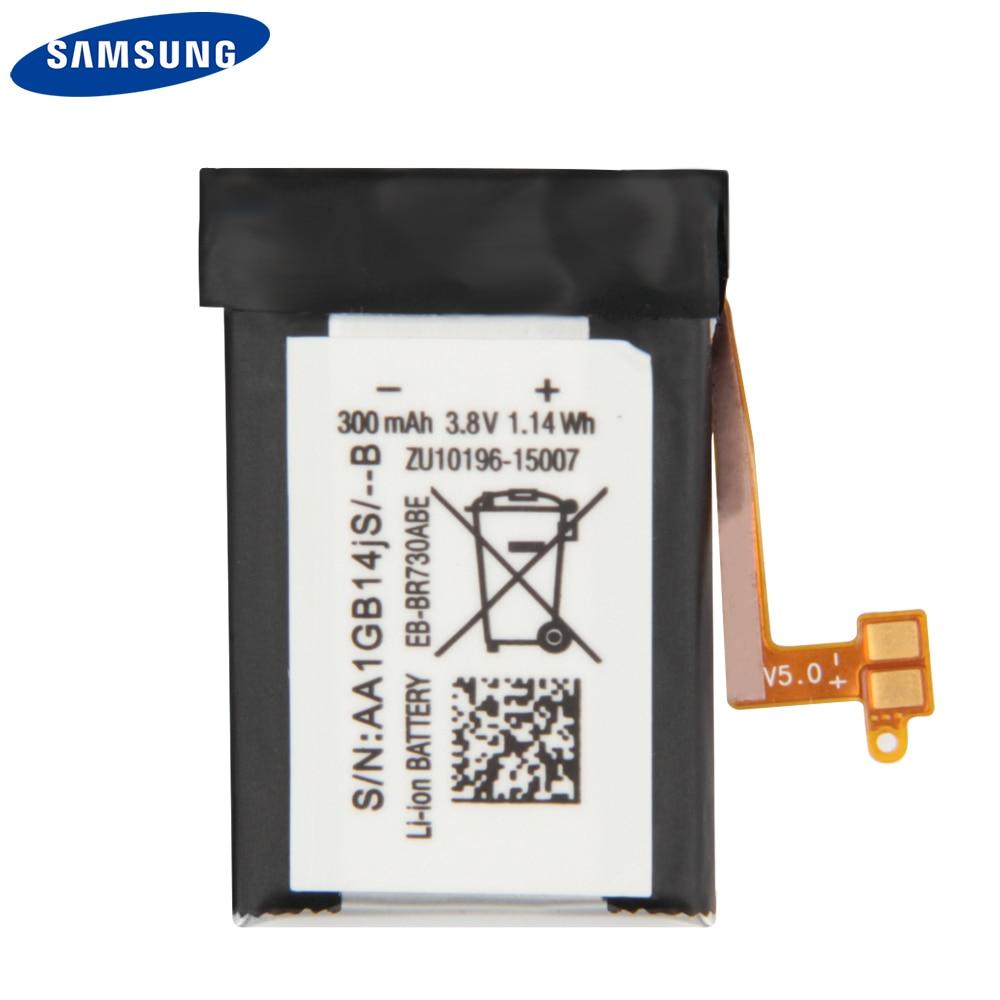 Original Samsung Battery  EB-BR730ABE for Samsung Gear S2 3G R730 SM-R730A SM-R730V SM-R735V SM-R600 SM-R730S SM-R730T SM-R735T enlarge