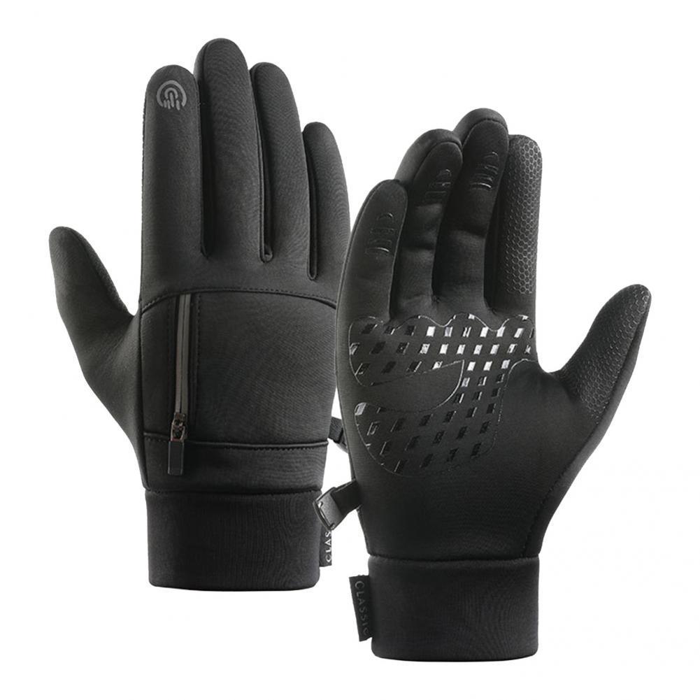 Привлекательные лыжные перчатки, прочные многоразовые удобные зимние перчатки, спортивные перчатки, зимние перчатки, 1 пара