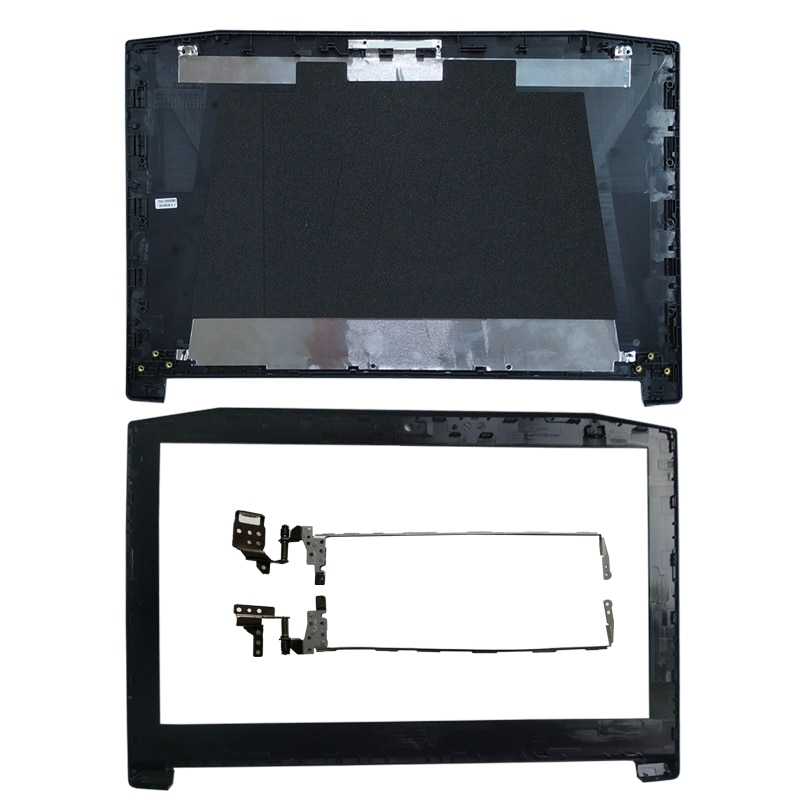 Фото - Новинка для Acer Nitro 5 AN515-42 AN515-41 AN515-51 AN515-52 задняя крышка верхняя крышка ноутбука ЖК задняя крышка/петли/ободок original new laptop lcd back cover front bezel hinges for acer predator nitro 5 an515 42 an515 41 an515 51 an515 53