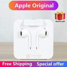 Original Apple EarPods with Lightning Connector Wired Earphones In-line Remote Microphone For iPhone