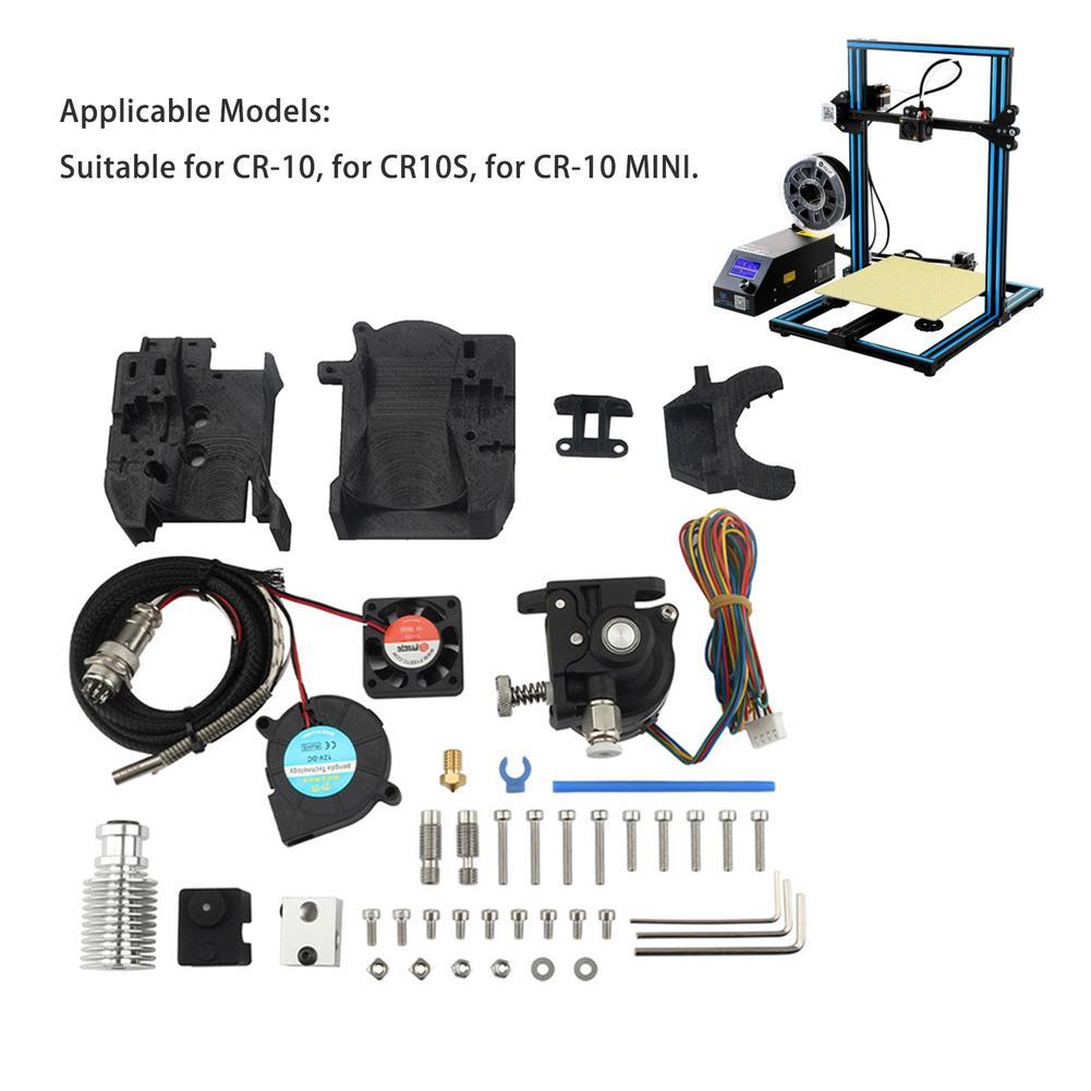 لتقوم بها بنفسك ترقية ل DDE-Orbiter V1.5 محرك المباشر الطارد عدة استبدال مجموعة ل Creality CR10S CR-10/صغيرة ثلاثية الأبعاد ملحقات الطابعة