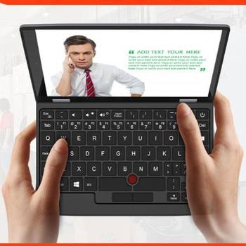 Latest Pocket Slim Laptop Ultrabook 7-X133 Intel j3455 CPU 8GB+512GB 7 Inch Mini PC Computer Netbook Notebook Touch Screen Win10