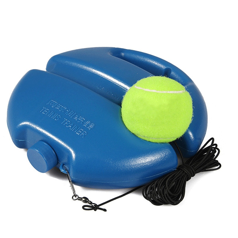 Tennis Training Device with Ball Single Training Device Practice Self-Duty Tennis Self-learning Rebo