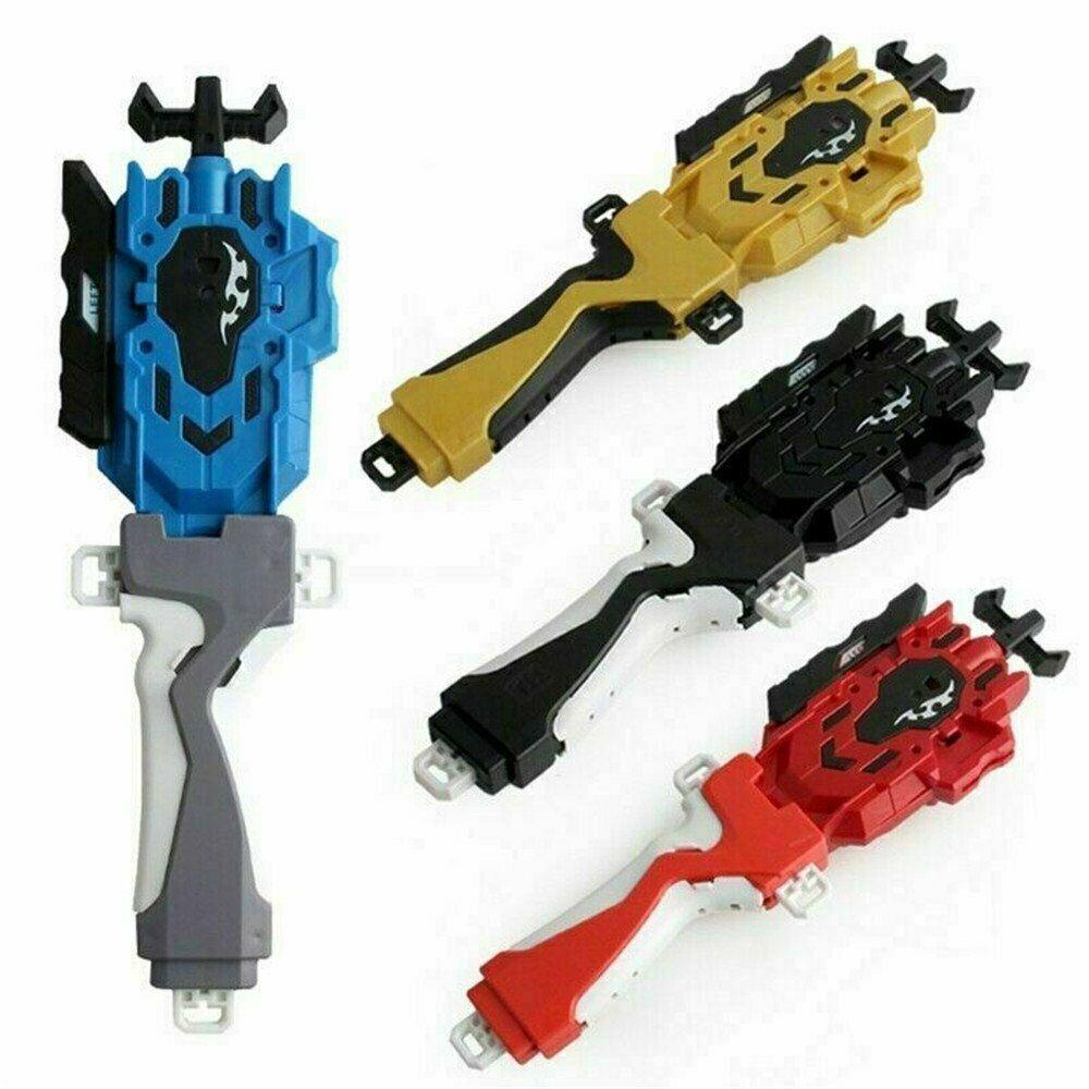 B-88 Beyblade Burst Launcher LR Burst String Launcher Ripper + Grip Set Handle Grip Children Kids Toys Accessories