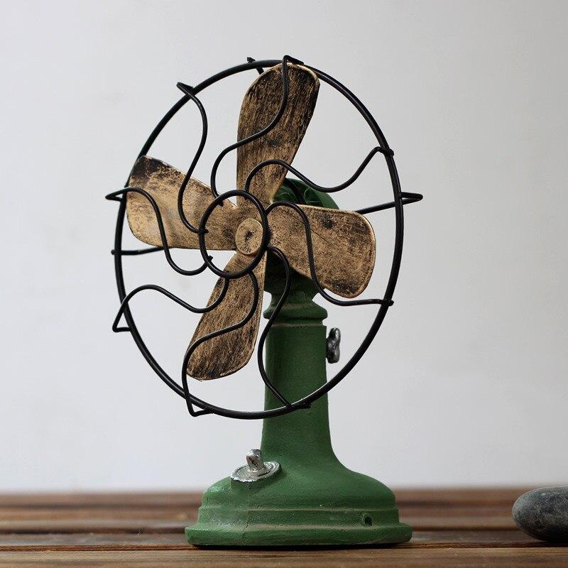 Accessoires artisanaux rétro décoration Vintage   Éventail de décoration Miniature, décor de maisons, bricolage, accessoires Souvenir cadeau