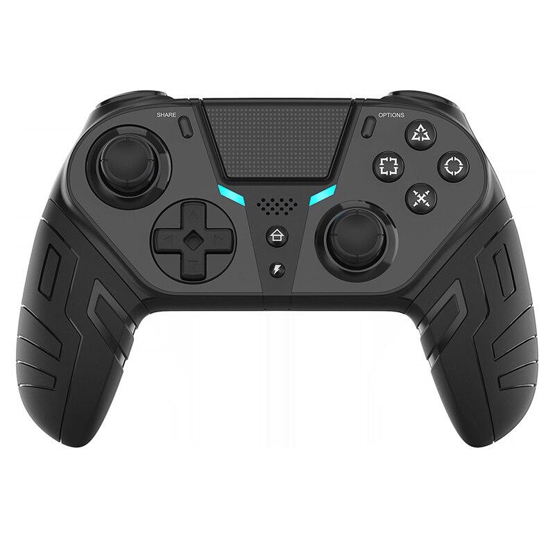 وحدة تحكم لاسلكية لـ PS4 Elite/Slim/Pro ، وحدة تحكم Dualshock 4 مع 4 وظائف زر قابلة للبرمجة