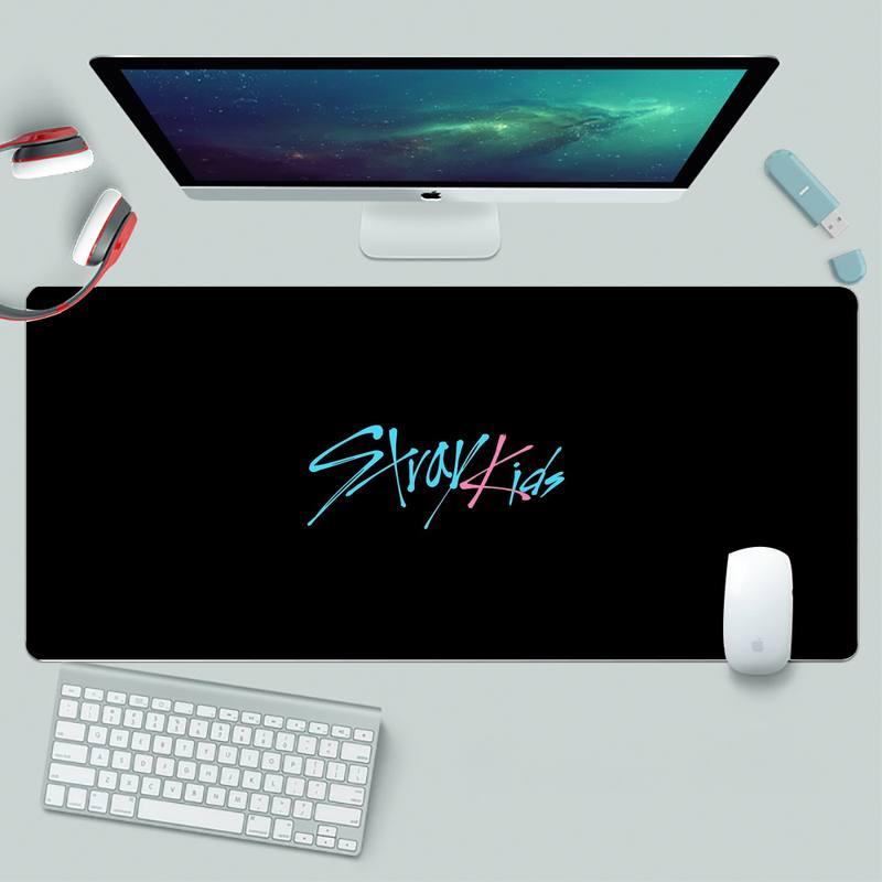 Детский резиновый коврик для клавиатуры, игровой коврик для мыши, Настольный коврик XL, большой игровой коврик для клавиатуры, настольного к...