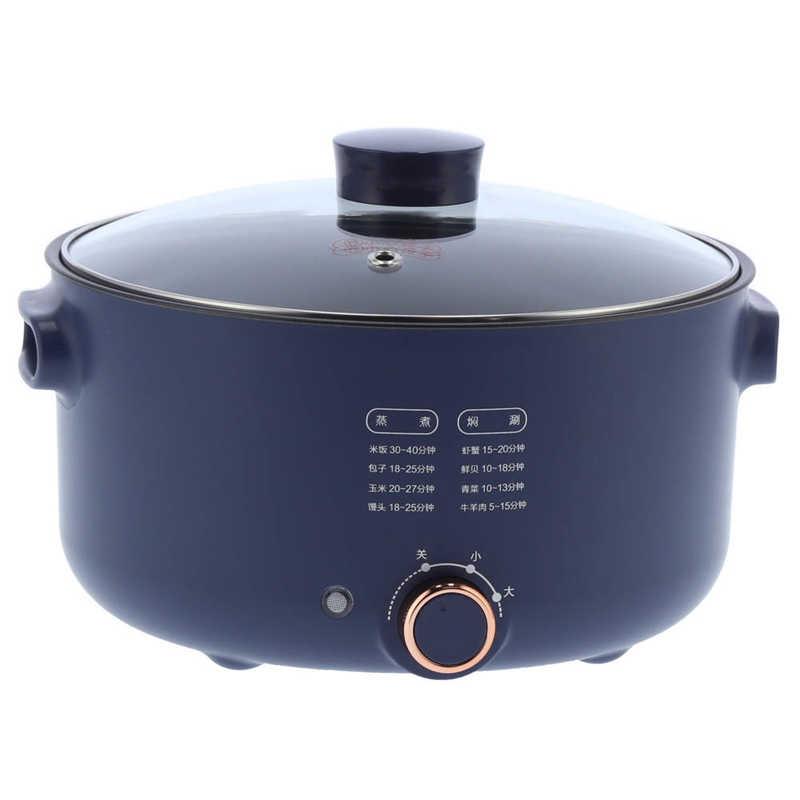 طباخ بطيء sous vide طباخ 5L وعاء كهربائي متعدد الوظائف غير لاصق إناء/ قدر طباخ للاستخدام المنزلي AU