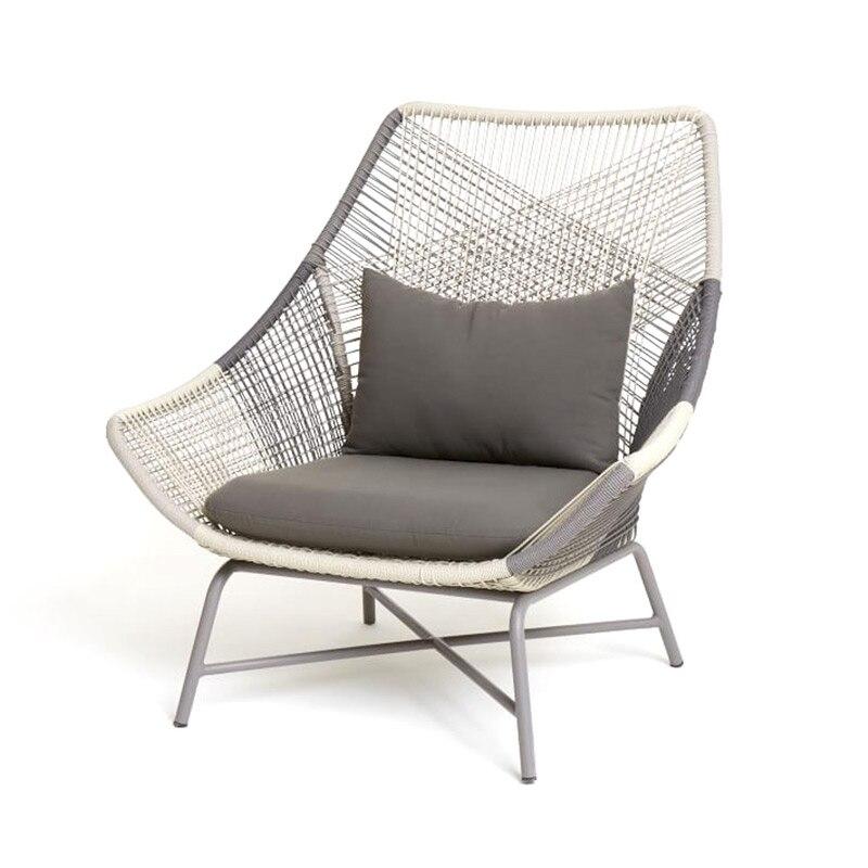 H1 كرسي للاستعمال في المناطق الخارجية ثلاث قطع نموذج غرفة صالة كرسي شرفة طاولة ومقاعد صغيرة مزيج حديقة طاولة قهوة صغيرة أريكة