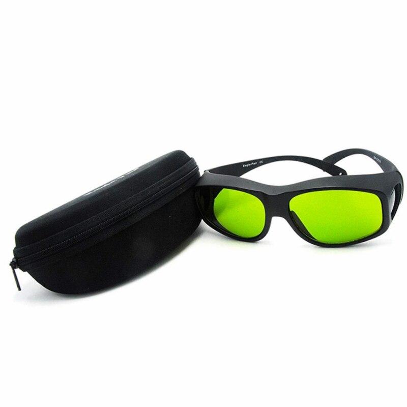 Очки защитные, инфракрасные, нм, с коробкой