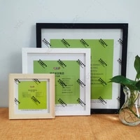 square wooden picture frame photo decor plexiglass include poster frames for wall hanging wall photo frame picture frames