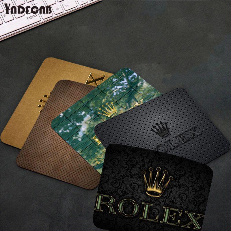 YNDFCNB Rolexs роскошный брендовый игровой коврик для игр коврик для мыши для CS GO/LOL Гладкий коврик для письма настольные компьютеры мат игровой ко...