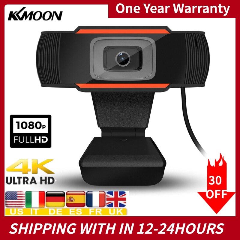 Drehbare 4K High Definition auto focus Webcam 1080p HD hd USB Kamera Video Aufnahme Web Kamera mit Mikrofon für PC