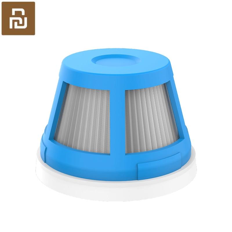 Xiaomi CLEANFLY FVQ aspiradora HEPA conjunto de filtros para coche portátil limpiador de hogar inalámbrico aspirador de mano