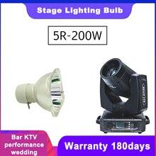 Starlight 5R 200 W/7R 230W lampe faisceau mobile 200 lampe 5r faisceau 200 5r lampes aux halogénures métalliques msd platinum 5r lampe