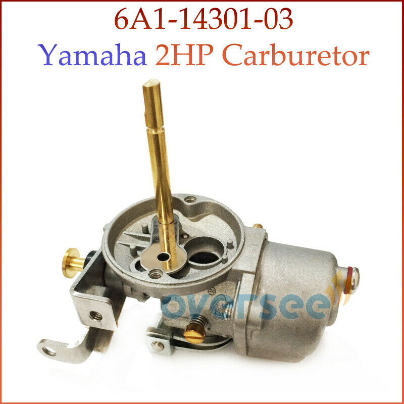 Carburetor Marine Carb 6A1-14301-03 6A1-14301-00 For Yamaha Parsun Outboard Motor 2HP Boat Accessories enlarge