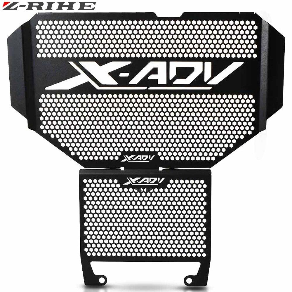 Для Honda X adv 750 2017-2019 крышка радиатора Защитная защита для скутера запчасти решетка Xadv защита аксессуары для мотоциклов X-ADV