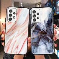 a52 case for samsung a51 case tempered glass cover samsung a32 coques a02 a12 a21s a31 a41 a71 a72 a42 a50 a70 a20 a30 a40 funda