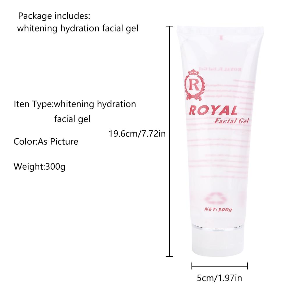 Ultrasonic Gel RF&EMS Massager Cavitation Body Slimming Facial Skin Firming Lifting Tighten Anti Wrinkles Injection Gel Cream