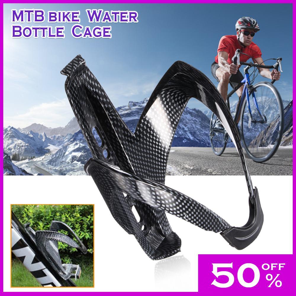 Uchwyt rowerowy na bidon rower szosowy rower na rowerze MTB szklany uchwyt na butelkę z włókna węglowego uchwyt na bidon akcesoria rowerowe