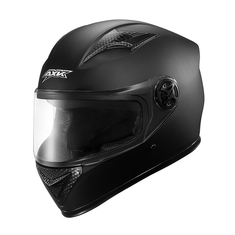 Casco de seguridad para motocicleta, Capacete de cara completa para hombre, Patinete...