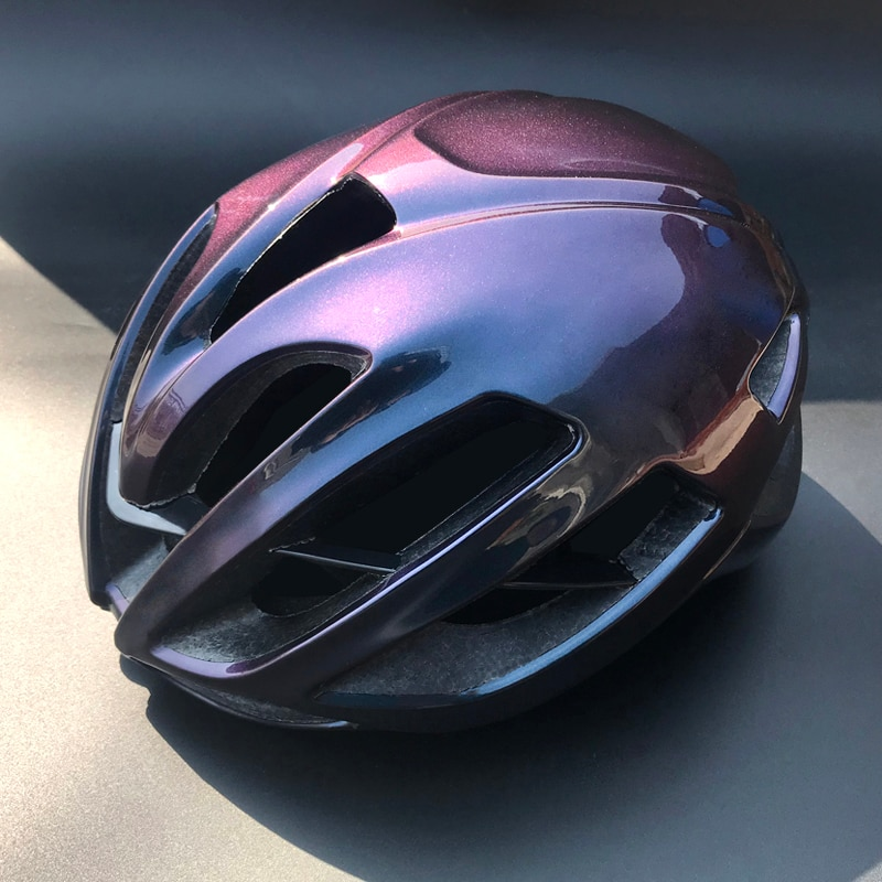 Casco de ciclismo para adulto unisex aerodinámico, accesorio para ciclista hombre o...