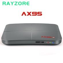 2020 nouveau AX95 Smart Tv Android 9.0 Neo TV Box Amlogic S905X3 Support Dolby BD MV BD ISO 8K Ultra HD TV Box 4GB 128GB Vs X96 Max
