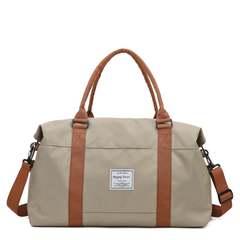 Travel Bag Large Capacity Men Hand Luggage Travel Duffle Bags Weekend Bags Women Multifunctional Tra