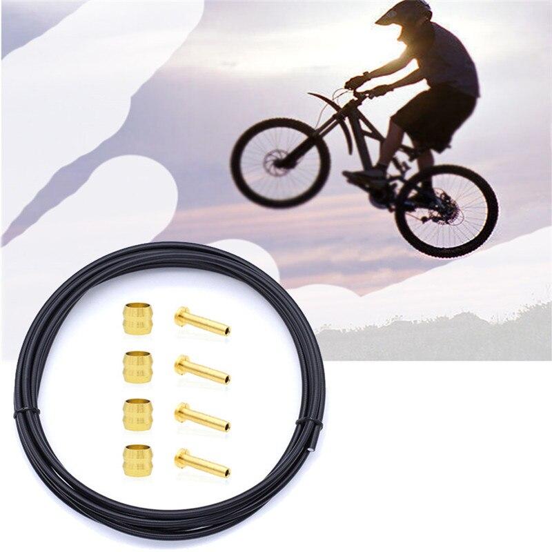 Plato de aceite de bicicleta de frenos de bicicleta de montaña 5mm conjunto de tubos de aceite de freno accesorios de bicicleta de ciclismo accesorios de bicicleta Gadget