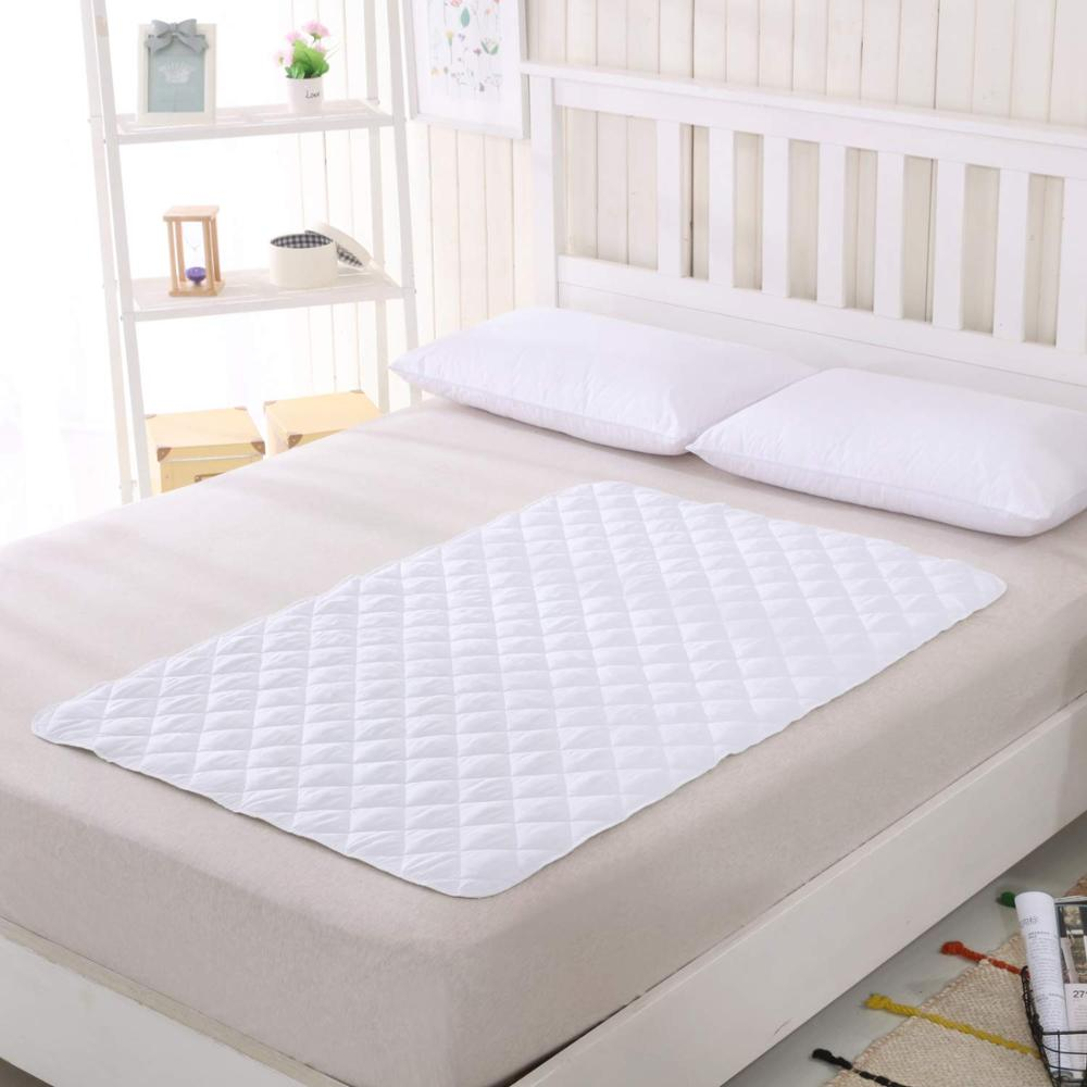 Waterproof Changing Pad  Bedsheet Urine Mat Nappy Diaper Cover Washable Bed Protector Incontinence PaD