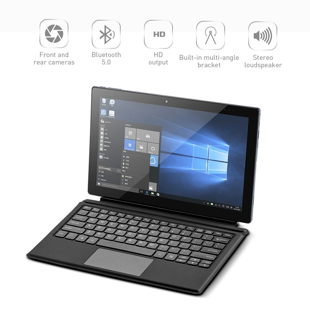 PiPO Tablet Quad Core Win 10 IntelGemini lake N4120 8+128G 11.6 Inches with Keyboard Stylus Pen OTG Cable 1920x1080 Tablet enlarge