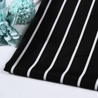 beautiful chiffon long skirt fashion printed fabric calculated by the meter