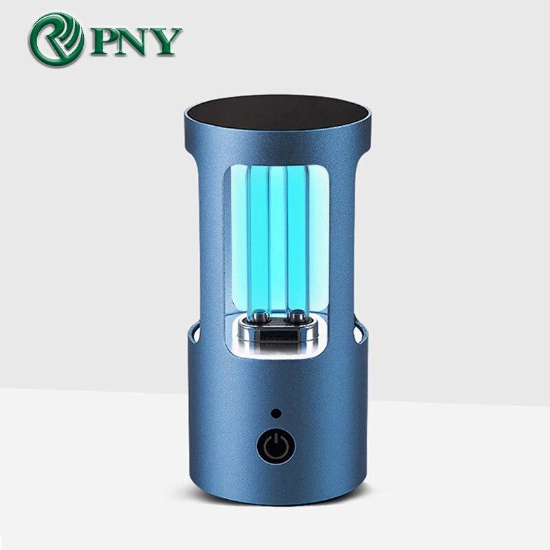 UVC Sterilizer Ozone UV Lamp Ultraviolet Germicidal Light Tube Portable UV Disinfection Quartz Lamp UV Bactericidal Light Bulb