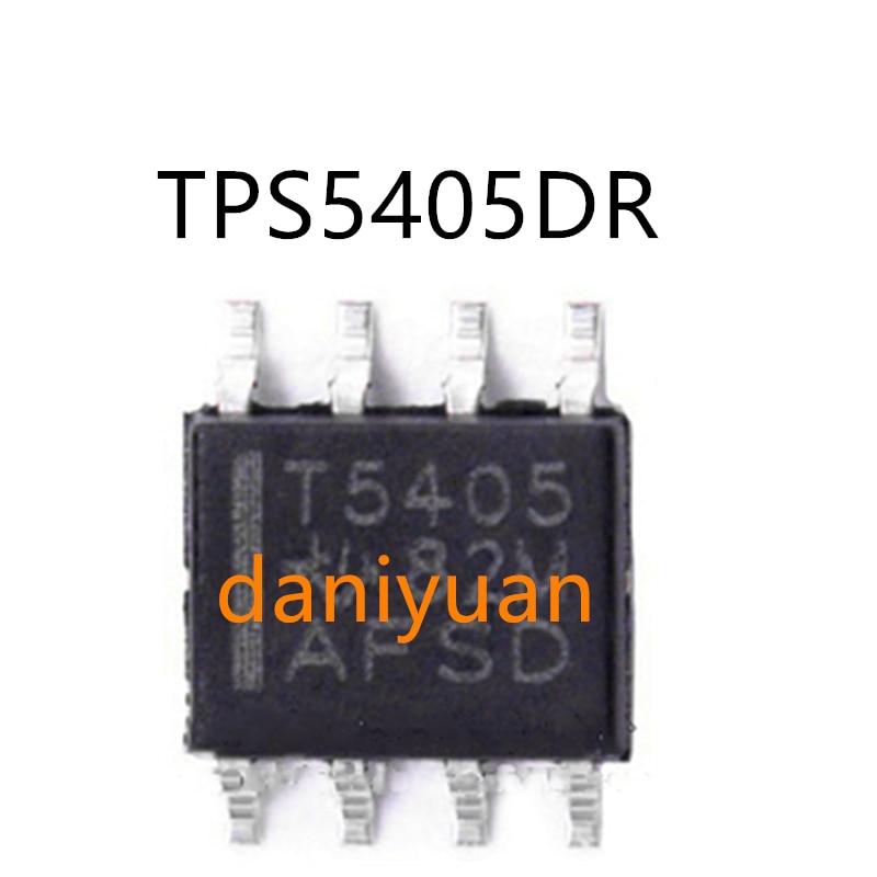 5 pçs/lote TPS5405DR SOP8 100% original Novo