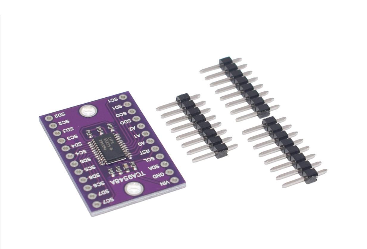 CJMCU- 9548 TCA9548 TCA9548A 1-to-8 I2C 8 -way multi-channel Expansion Board IIC Module Development Board