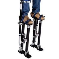 15-23 24-40 18-30Adjustable Aluminum Plastering Stilt Ladder Drywall Plaste Stilts Stage Props Interior Decoration